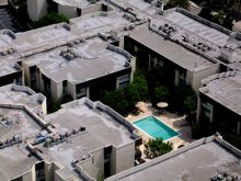 If you are planning to move to Los Angeles, be prepared for the apartment prices. Learn more.