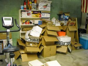 Packing your basement can be daunting. Learn the best packing techniques to get it done.