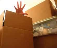 If you are packing your own long distance move, find out how to pack efficiently and with care.