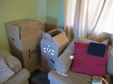 Get familiar with the different cartons and boxes you will need to box up and pack your household items for your move.