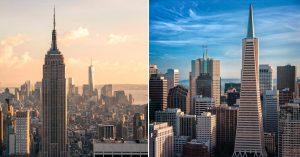 NY vs SF